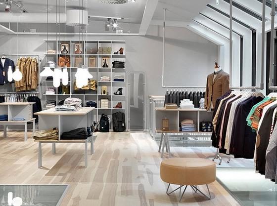 Магазин чоловічого одягу. Бізнес - магазин одягу для чоловіків 2600f0fc8513f