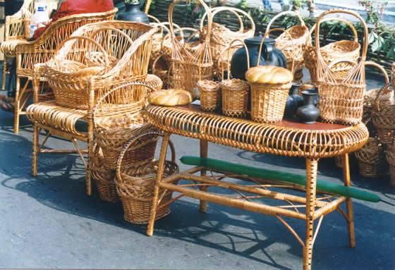 Плетеные изделия виды плетеных изделий 151